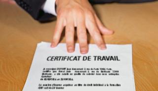 Exemple De Modele De Certificat De Travail Gratuit Parchance Fr