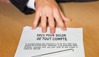 Modele De Recu Pour Solde De Tout Compte A Remplir Parchance Fr