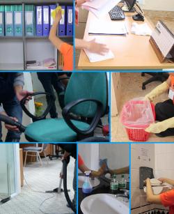 les diff rentes taches du nettoyage de bureaux. Black Bedroom Furniture Sets. Home Design Ideas